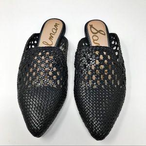 Sam Edelman Anthropologie Navya Pointed Toe Flats